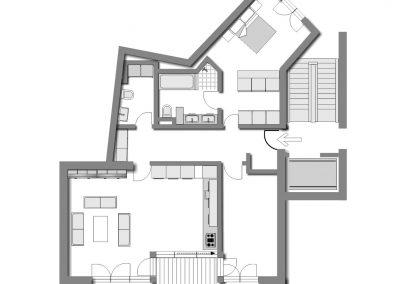 Apartment - Rental Bamberger Strasse - floor plan