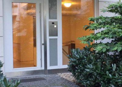 Bamberger - Entrance